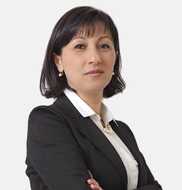 Emanuela Luciani - Senior Partner di Villa and Partners Executive Search