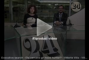 Intervista Chi cercano gli head hunter? Vittorio Villa